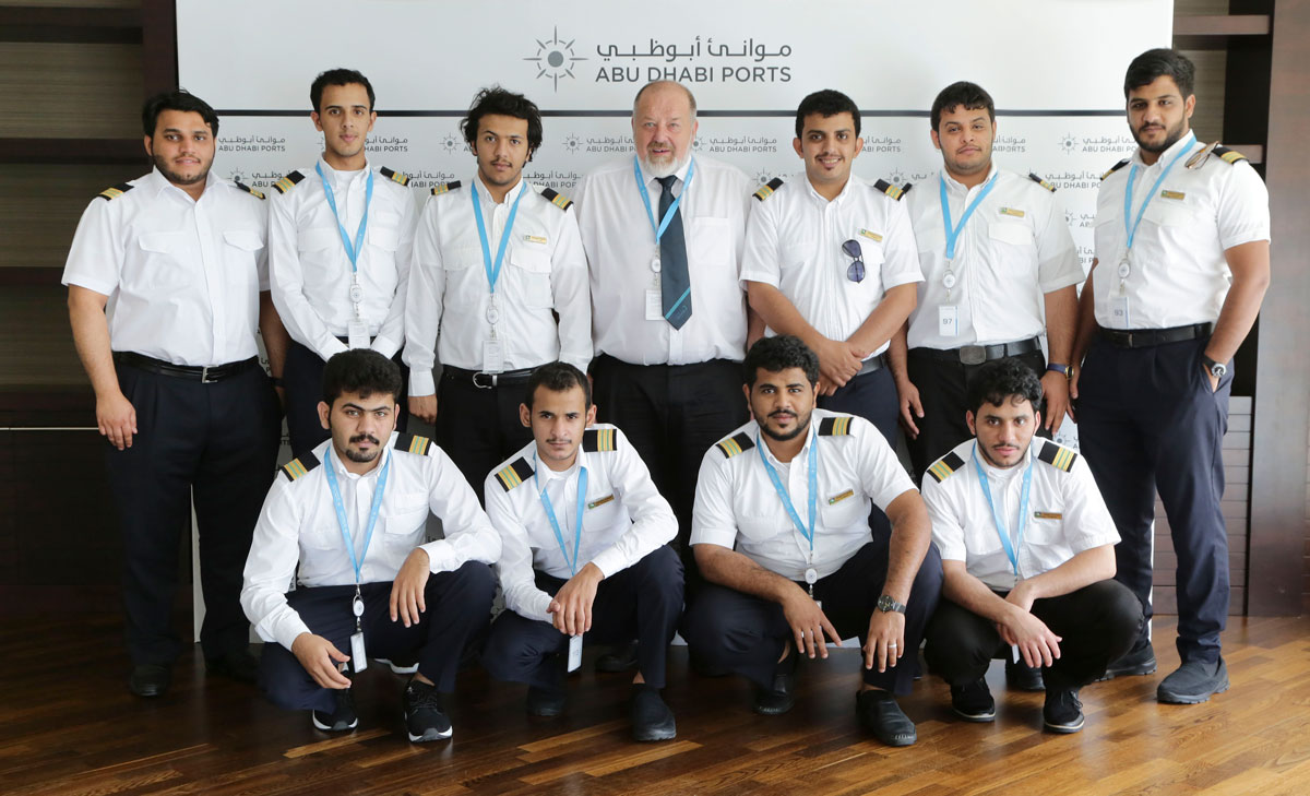 TAILORED MADE MARITIME COURSES CONDUCTED FOR STUDENTS FROM SAUDI ARAMCO – SAUDI ARABIA.