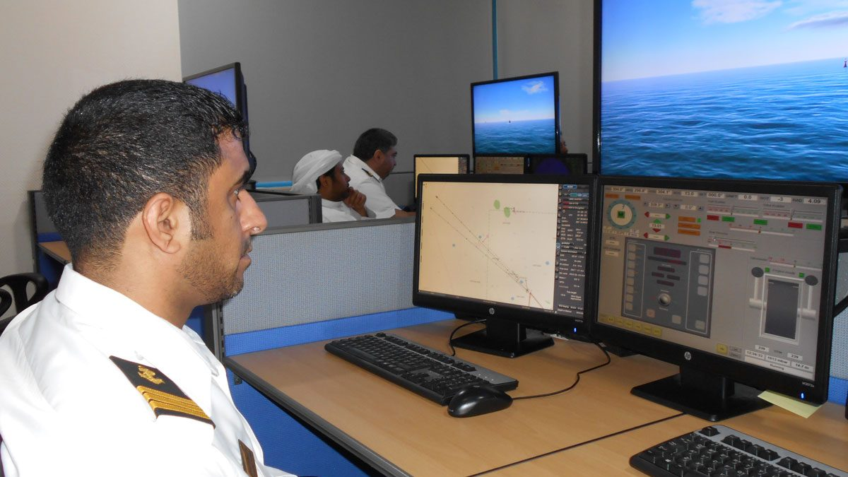 ELECTRONIC CHART DISPLAY AND INFORMATION SYSTEM (ECDIS)