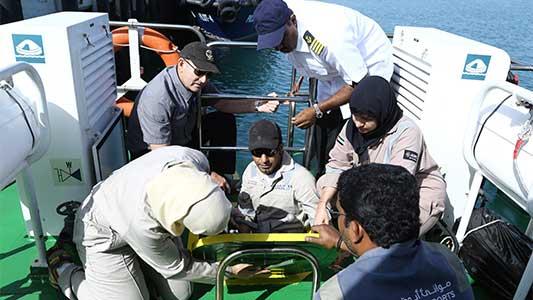 Abu Dhabi Maritime Academy – Maritime Training & Education